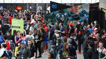 New York Comic Con kicks off