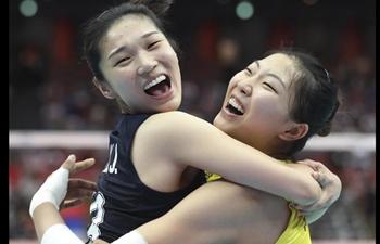 Xinhua sports photos of the week