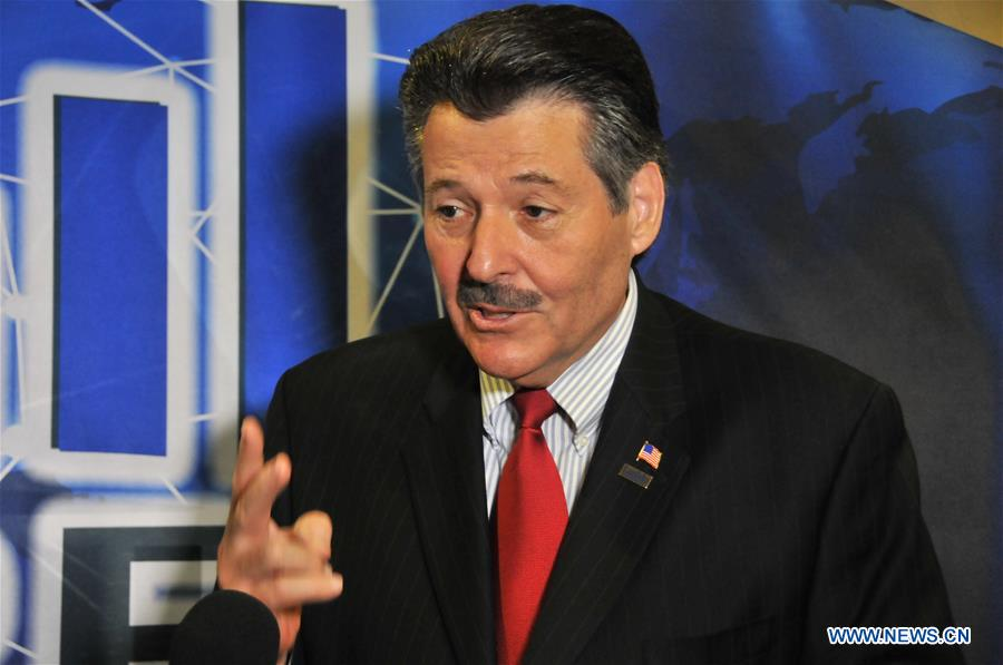 U.S.-TEXAS-LAREDO-MAYOR