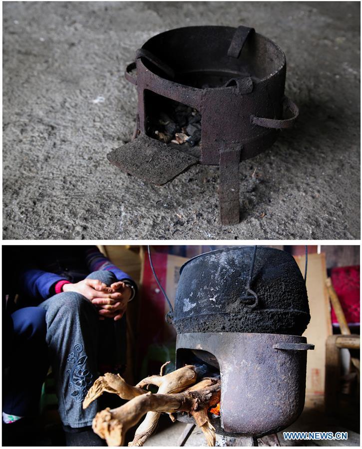 #CHINA-HUNAN-WINTER-HEATING DEVICES