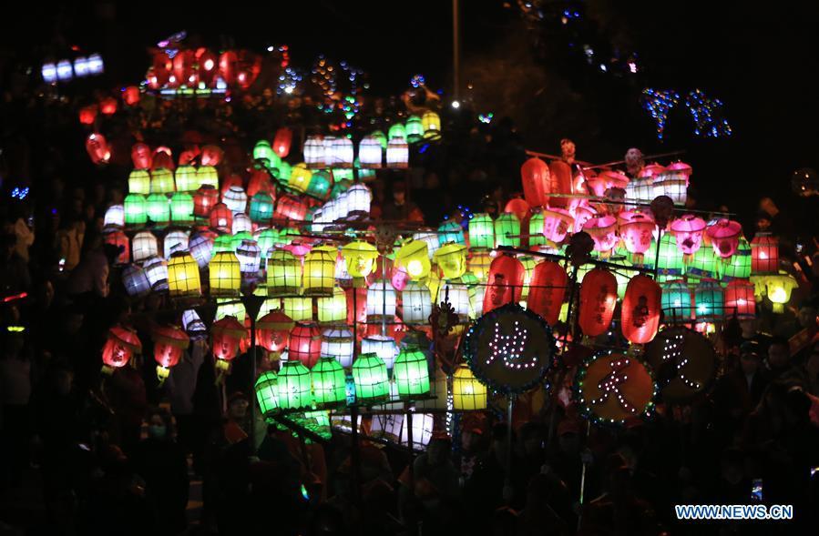 #CHINA-HUNAN-HENGYANG-HUODENG FESTIVAL(CN)