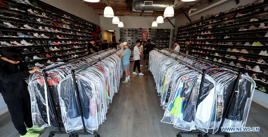 new arrival 60ea0 a0c4c Streetwear shop owner hopes to be link between Chinese ...