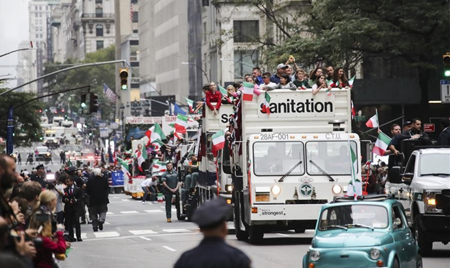 New Yorkers celebrate Columbus Day while more U.S. cities drop it