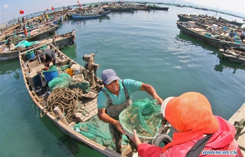 2018 summer fishing ban in Yellow Sea, Bohai Sea lifted