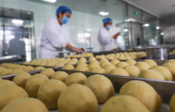 Steamed buns help local farmers increase incomes in N China's Hebei