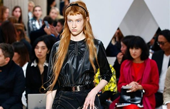 Miu Miu 2019 Spring/Summer Women's collection show held in Paris, France
