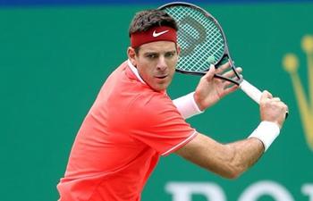 Highlights of Shanghai Masters tennis tournament