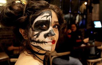 Halloween marked across world