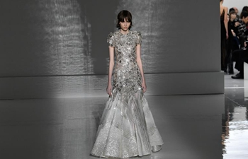 New collections of Givenchy presented in Paris