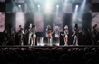 """""""A Winter Fairy Tale"""" performed in Wiesbaden, Germany"""