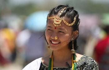 Ubhauli festival celebrated in Kathmandu, Nepal