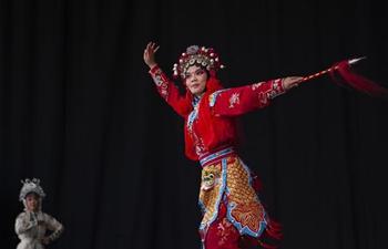China's Min Opera performed at Copenhagen Opera Festival