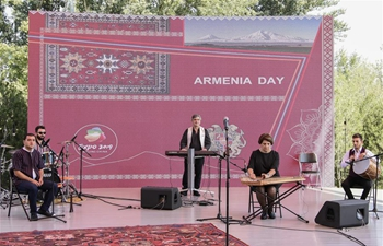 """Armenia Day"" event held at Beijing horticultural expo"