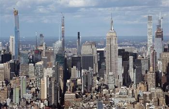 Scenery of Manhattan in New York