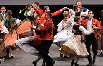 Hungarian cultural show held in Kuwait