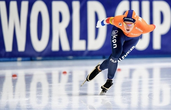 In pics: ISU Speed Skating World Cup