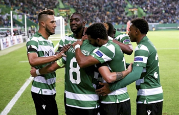 Sporting CP defeats PSV Eindhoven 4-0 at UEFA Europa League