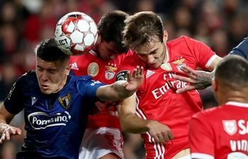 Portuguese Primeira Liga: SL Benfica vs. FC Famalicao