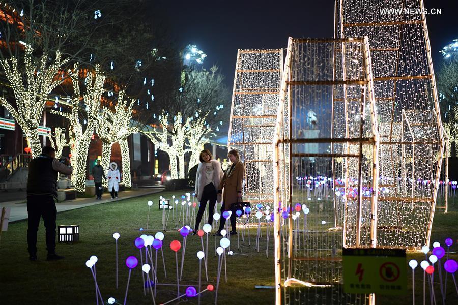 CHINA-SHAANXI-SPRING FESTIVAL-CELEBRATION  (CN)