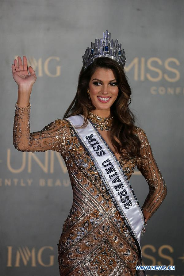 PHILIPPINES-PASAY CITY-MISS UNIVERSE