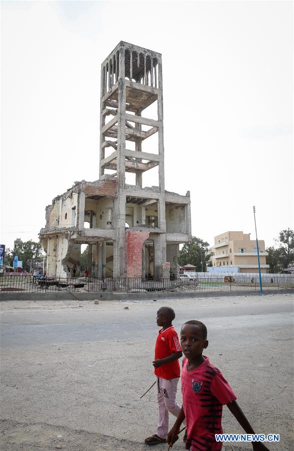 SOMALIA-MOGADISHU-DAILY LIFE