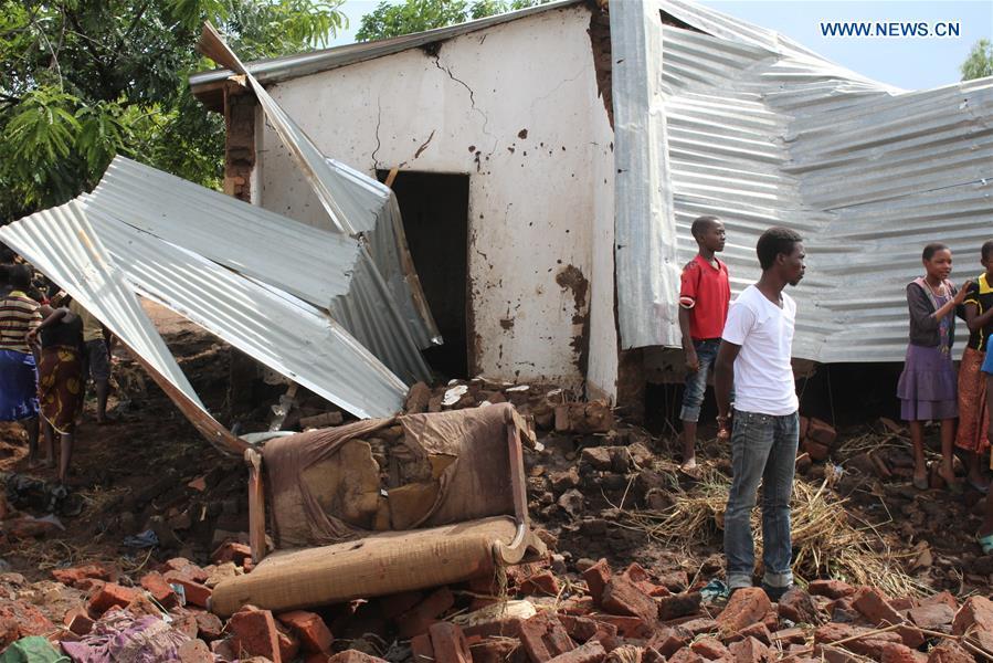 MALAWI-LILONGWE-FLOODS-AFTERMATH