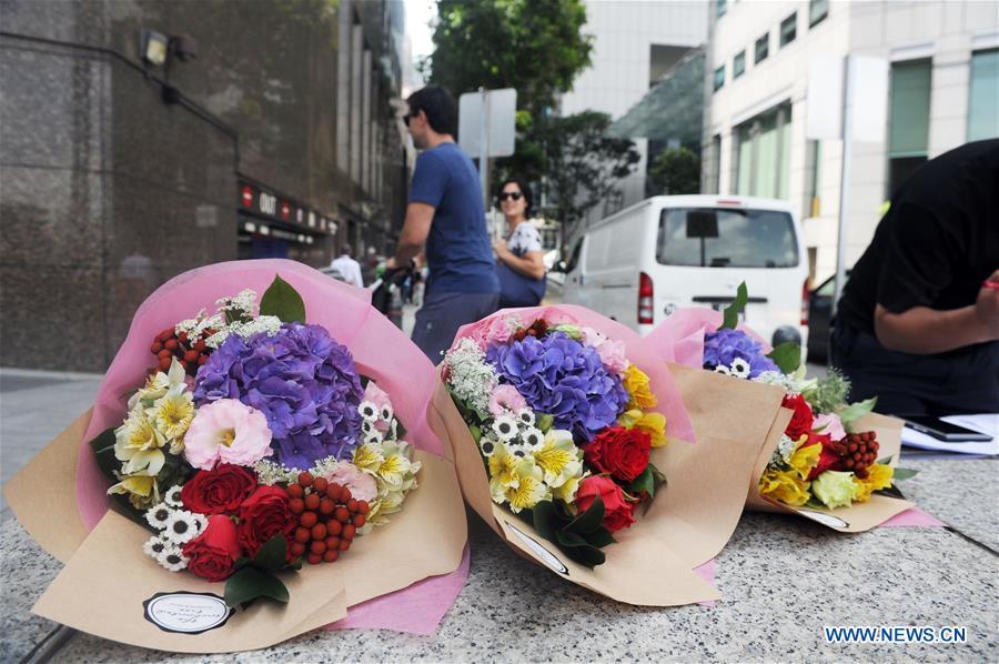 SINGAPORE-VALENTINE'S DAY-FLOWERS