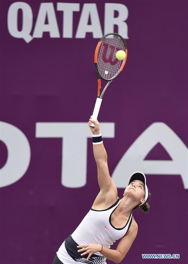 (SP)QATAR-DOHA-TENNIS-WTA-QATAR OPEN