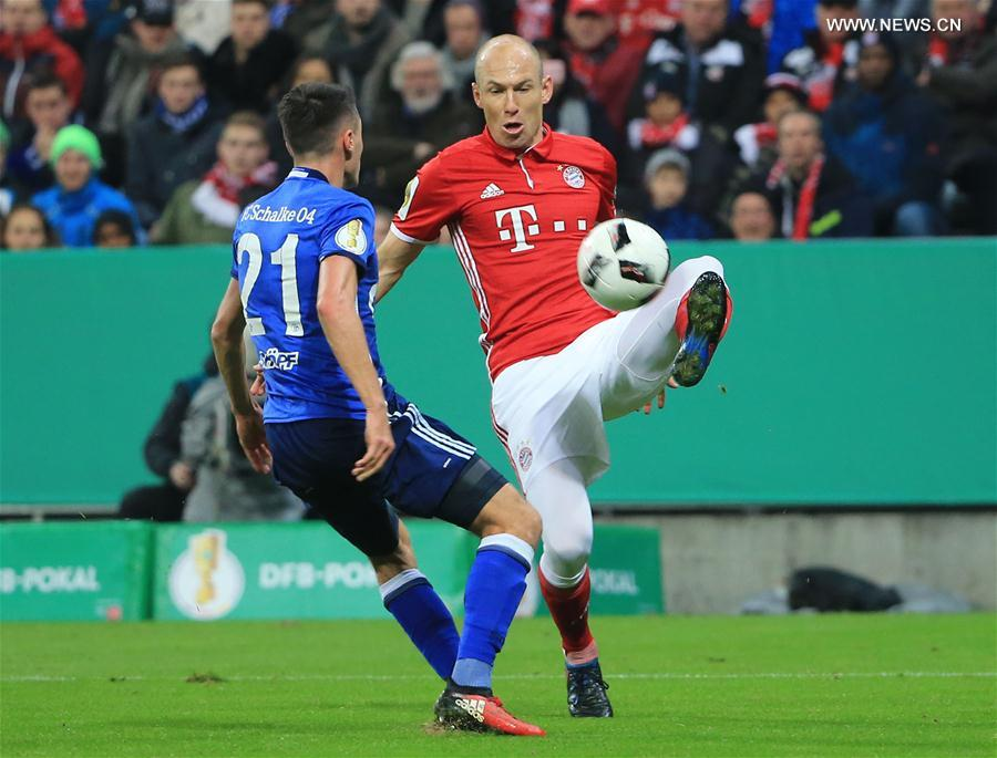 schalke fc bayern highlights