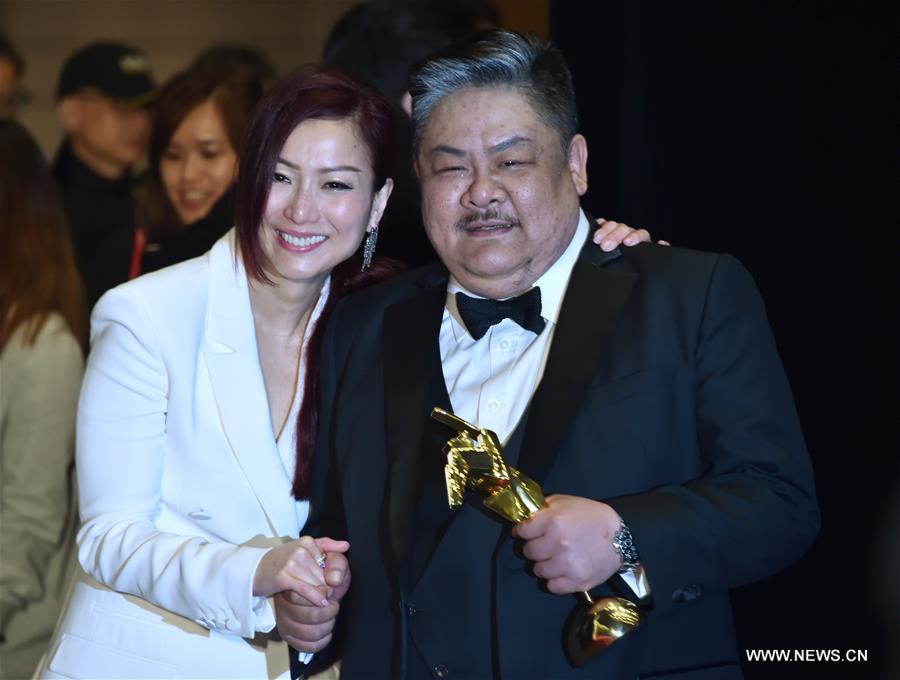 **CHINA-HONG KONG-11TH ASIAN FILM AWARDS (CN)