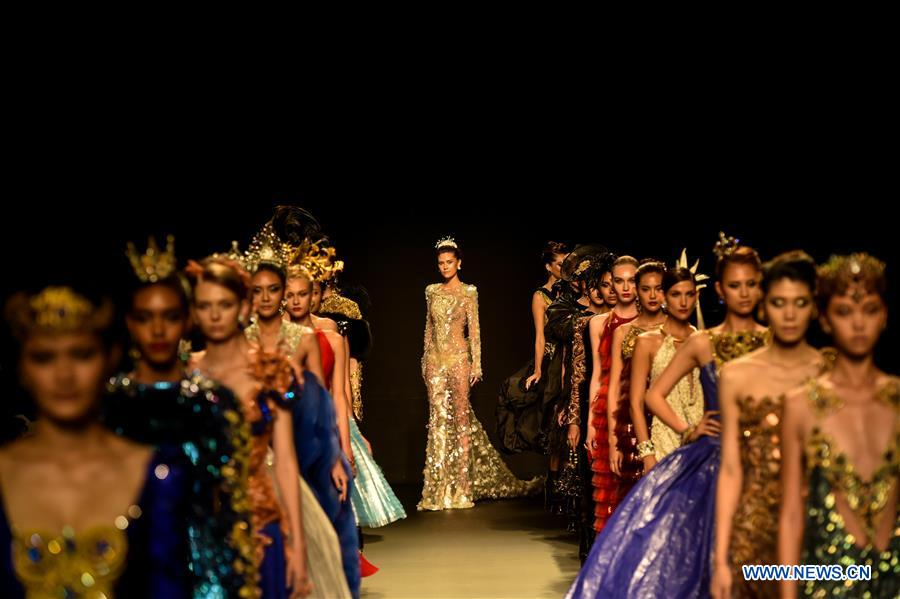 THAILAND-BANGKOK-FASHION WEEK-CHINA-GUO PEI