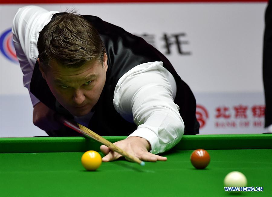 (SP)CHINA-BEIJING-SNOOKER-CHINA OPEN(CN)