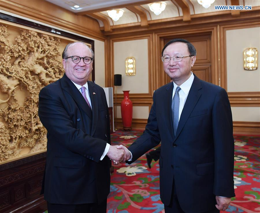 CHINA-BEIJING-MEXICAN DELEGATION-MEETING(CN)