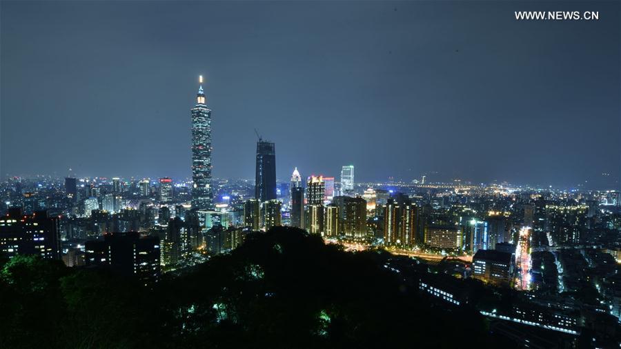 CHINA-TAIPEI-NIGHT VIEW (CN)