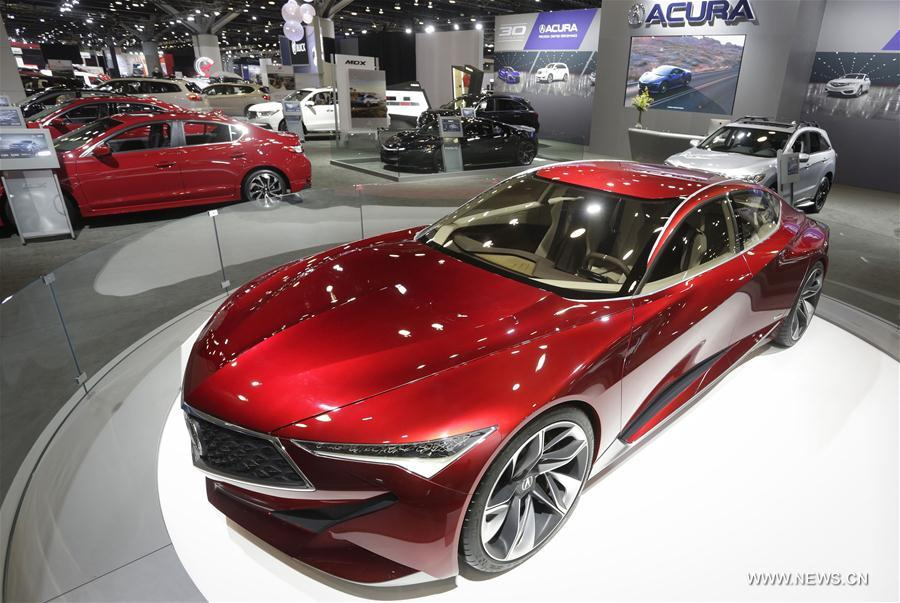 The Vancouver International Auto Show is one of the largest of its kind in Canada.