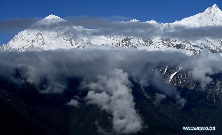 CHINA-YUNNAN-MELI MOUNTAINS (CN)