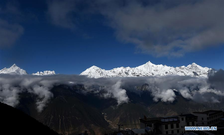 CHINA-YUNNAN-MELI MOUNTAINS (CN)