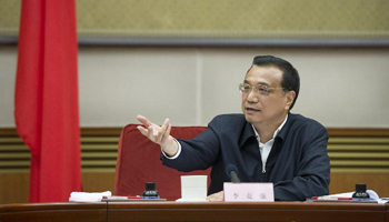 China to launch major energy projects: premier