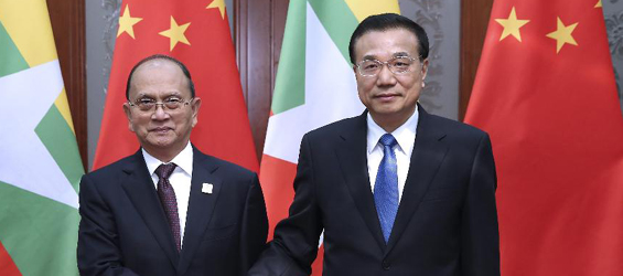 Chinese premier expects upcoming Myanmar visit to cement ties