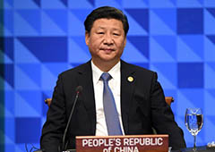 President Xi attends G20, APEC summits