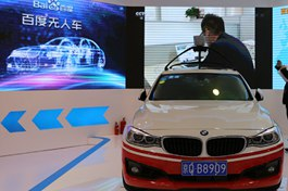 Baidu, Wuzhen planning driverless car tourist services