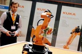 Midea to own over 50 pct of German robotics maker Kuka