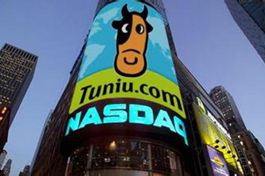 China Focus: Travel site Tuniu takes on big rivals