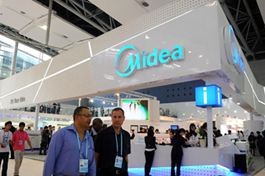 China's Midea to hold over 70 pct stake in German robotics firm