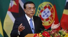 Premier Li inspects Macao, attends forum between China and Portuguese-speaking countries