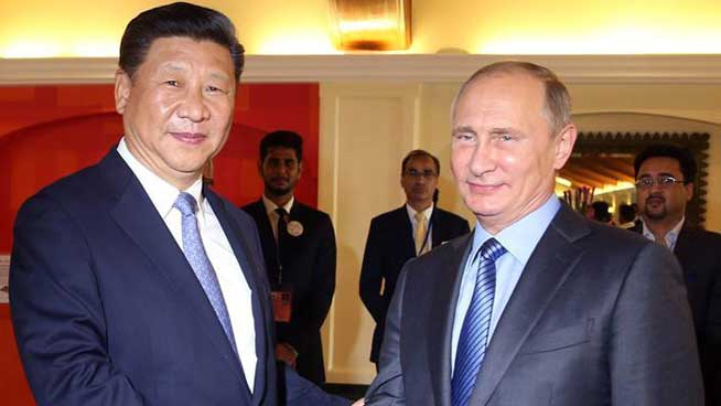 Xi Jinping meets Russian, Nepali, S. African leaders