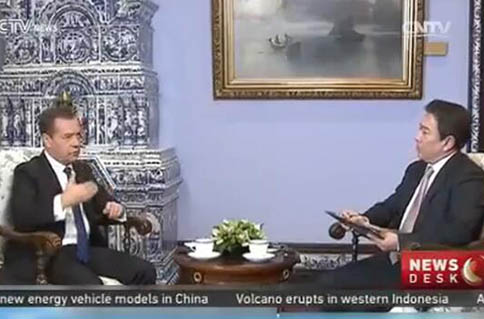 Moscow confident about relationship with Beijing