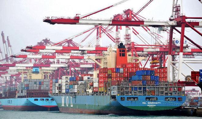 October exports drop narrows, pressure remains