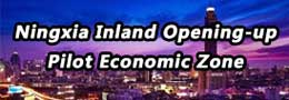 Ningxia Inland Opening-up Pilot Economic Zone