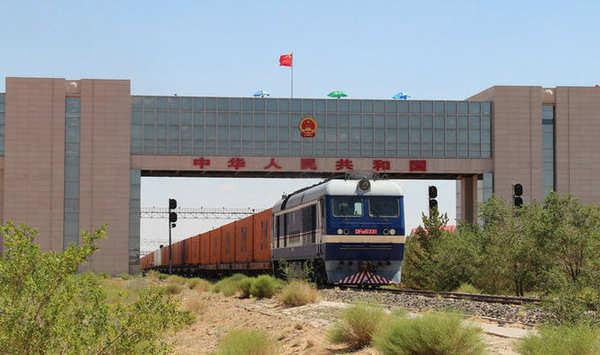 Xinhua Insight: Eurasian rail network boosts trade, opens China's interior